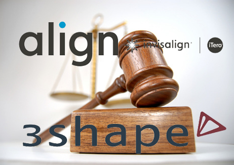 Align Technology Files Six Patent Infringement Lawsuits Asserting 26 Patents Against 3Shape