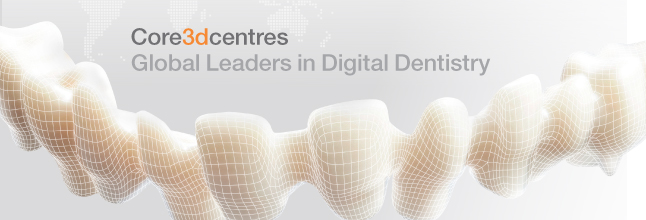 DentalTechTips Exclusive! Core3DCentres Official Press Release