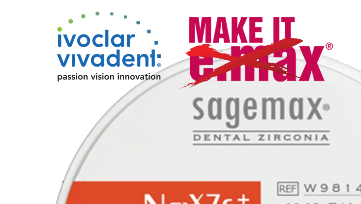 Ivoclar Acquires Sagemax, Intends to Run it As a Separate Company.