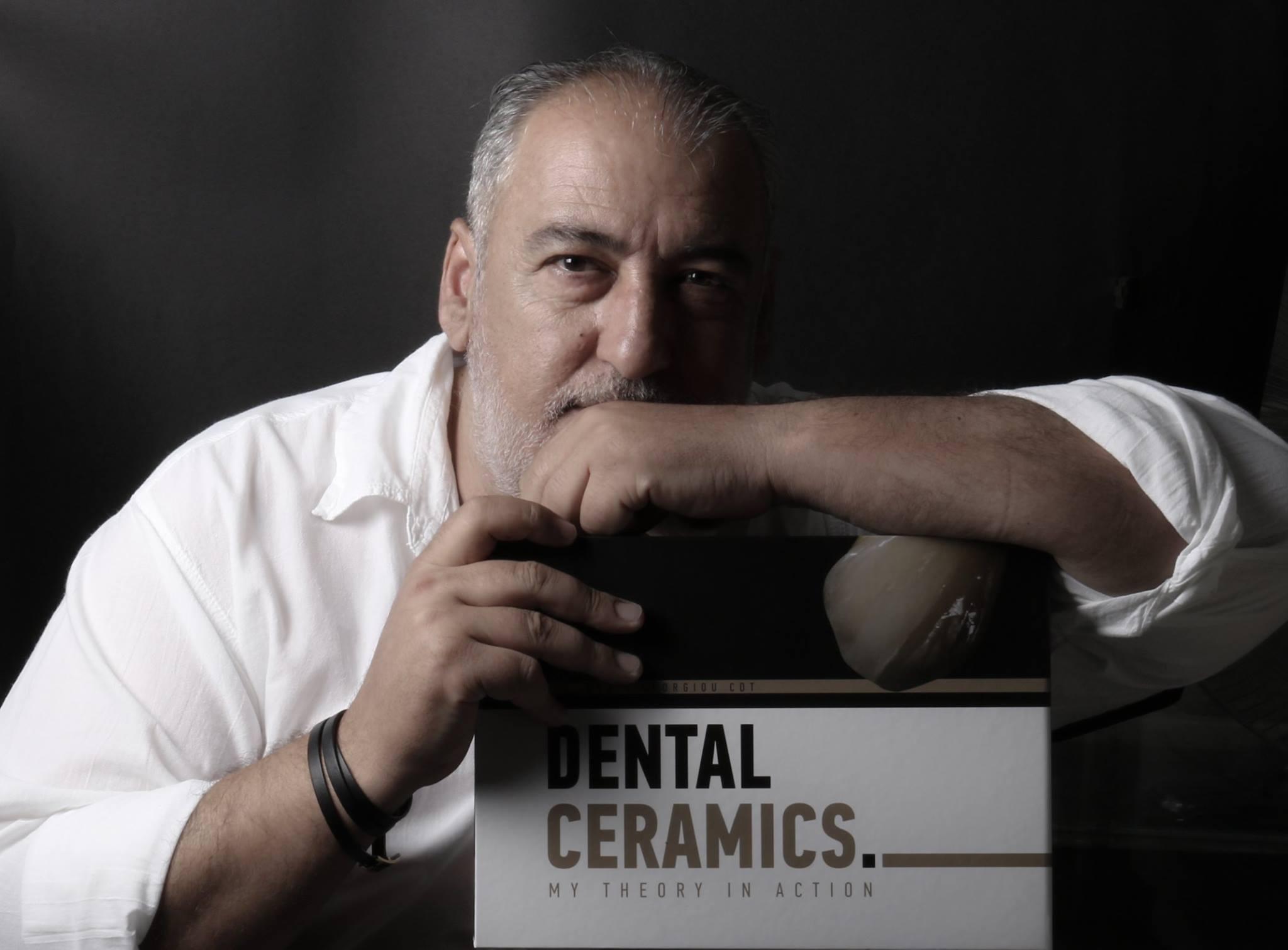Dental Ceramics: An Interview With Spiros Chatzigeorgiou CDT