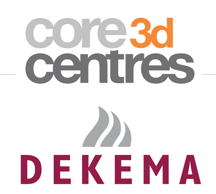 Press Release: Core3dcentres North America Announces Transfer of Dekema Equipment Sales and Service